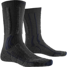 X-Socks Trek X Merino LT Socks, anthracite/melange